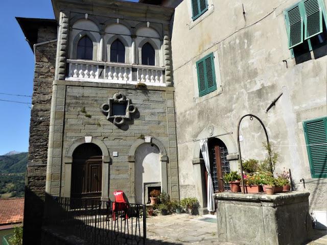 centro storico Sillicagnana Garfagnana