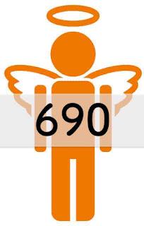 エンジェルナンバー 690
