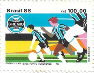 Selo Grêmio FBPA