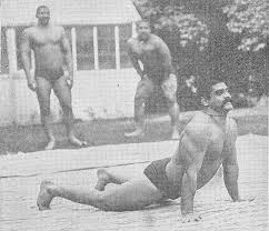 THE GREAT GAMA PUSH UP