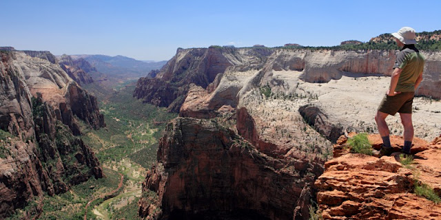 Observation Point no Trail Zion