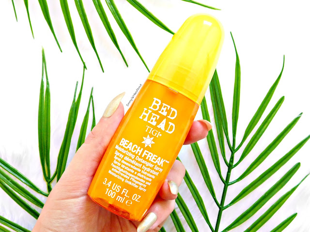 TIGI Bed Head Beach Freak Moisturizing Detangler Spray Review