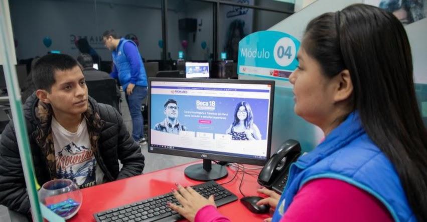 PRONABEC otorgará 5 mil becas en concurso nacional para estudios superiores [REQUISITOS] www.pronabec.gob.pe