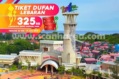 Promo Dufan Terbaru Periode 5 Juni - 31 Juli 2019