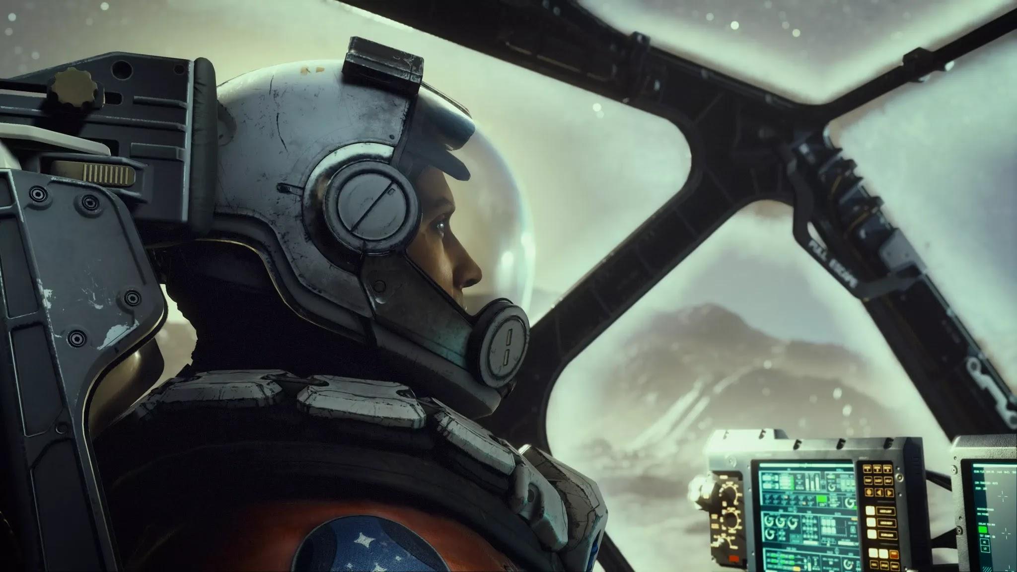 Xbox & Bethesda Games Showcase 2021 - Starfield