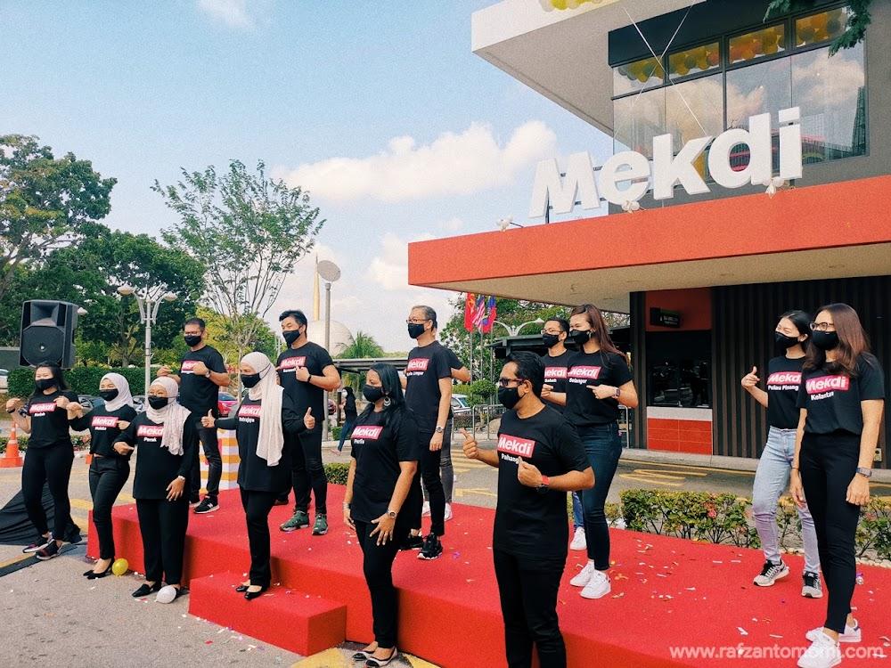 """McDonald's Malaysia Bawa Papan Tanda Ikonik """"MEKDI"""" Ke Seluruh Negara"""