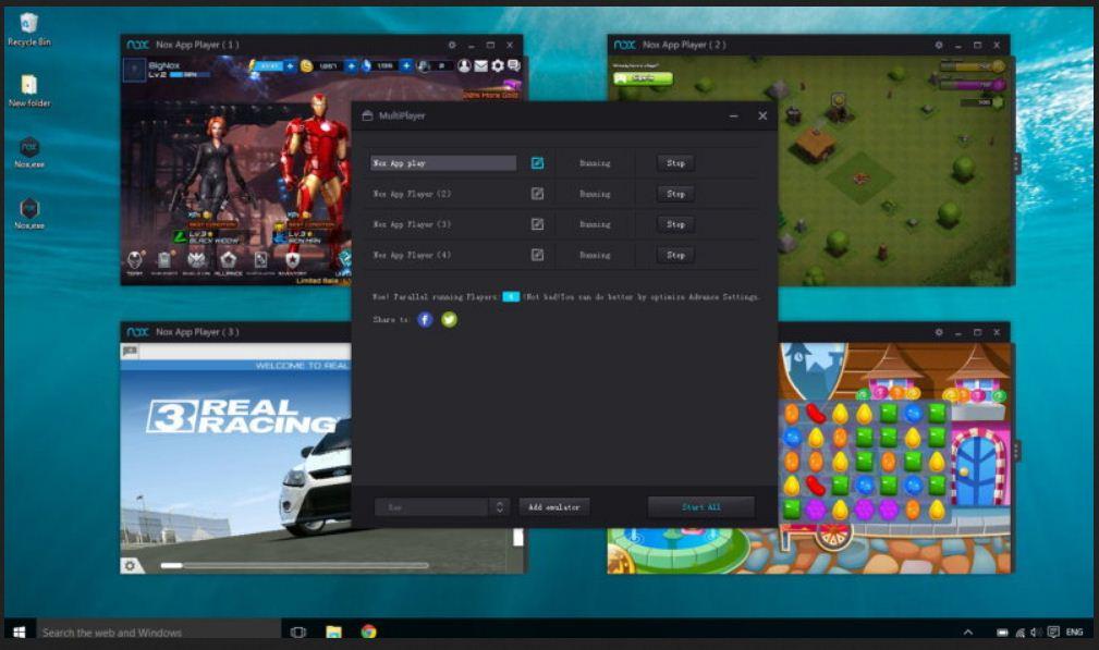 برنامج تشغيل برامج اندرويد على الكمبيوتر