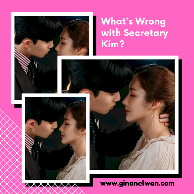 Nonton What's Wrong with Secretary Kim? Bikin Baper