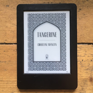 Tangerine by Christine Mangan - Reading, Writing, Booking