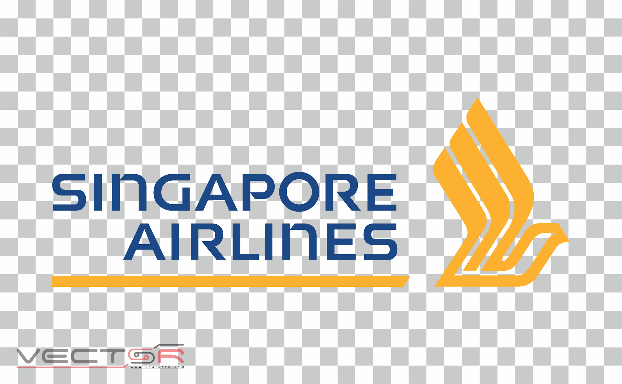 Singapore Airlines Logo - Download .PNG (Portable Network Graphics) Transparent Images