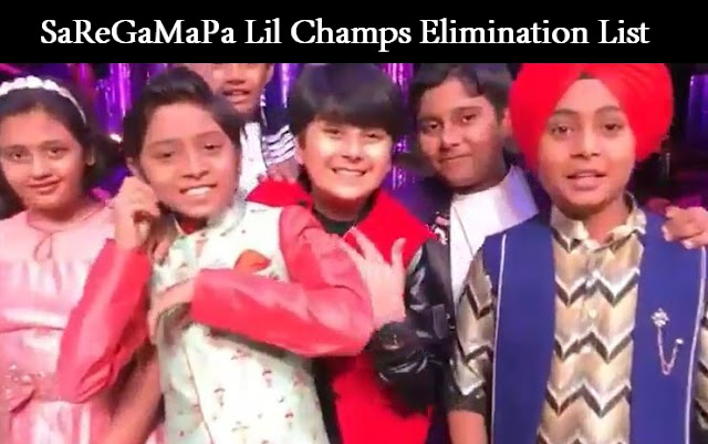 elimination lil champs