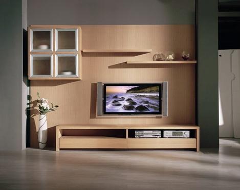 60 Model Rak Tv Minimalis Desainrumahnya Com