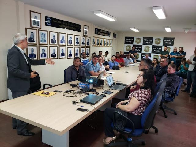 Polícia Civil discute melhorias na segurança na região do Sertão de Alagoas
