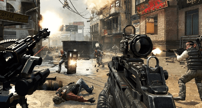 تحميل لعبة Call Of Duty Black Ops 2