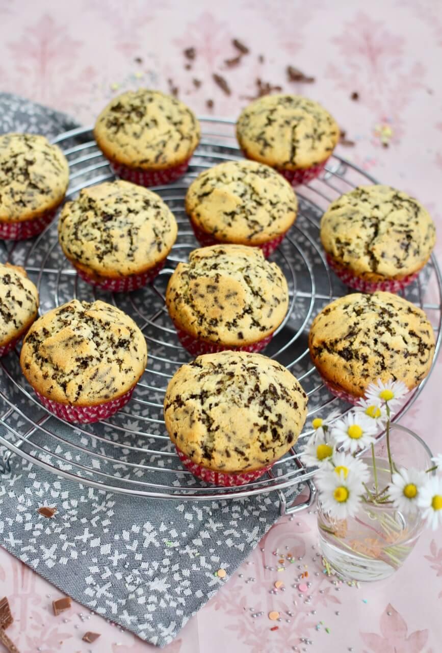 Ameisen-Muffins