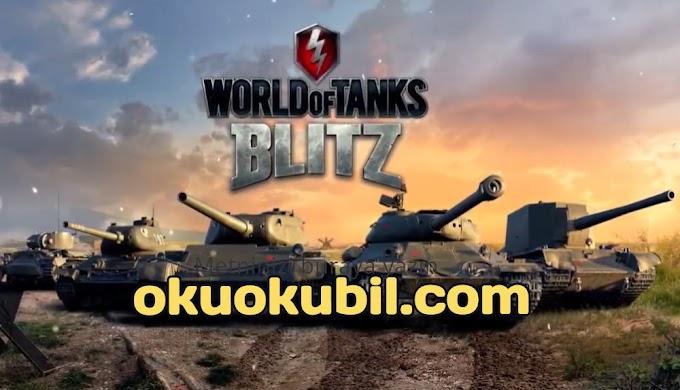 World of Tanks 7.3.0.527 Blitz Mod + Apk İndir Kasım 2020 Android
