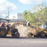Operação Cidade Limpa realiza trabalhos nos bairros João Viana e Nova Caxias (MA)