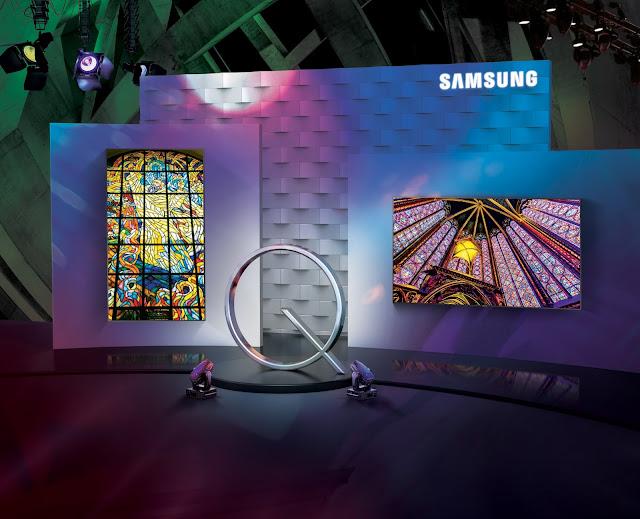 La innovación y el estilo de Samsung redefinen el diseño