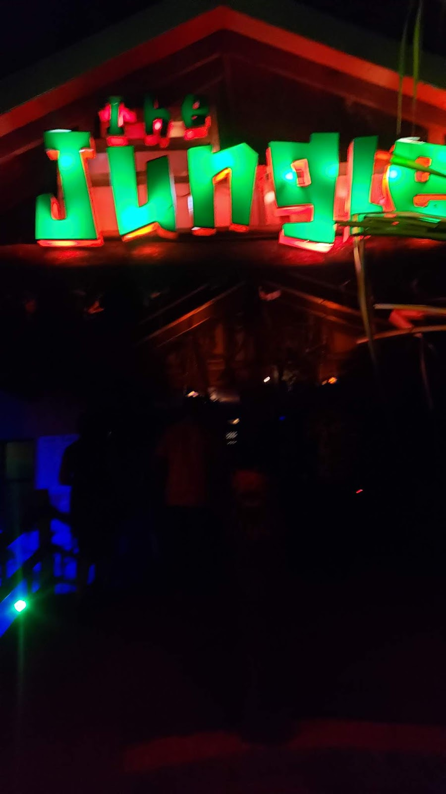 jungle night club negril jamaica