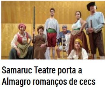 samaruc, teatre