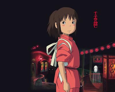 فيلم الانمي Sen to Chihiro no Kamikakushi مترجم بلوري عدة روابط