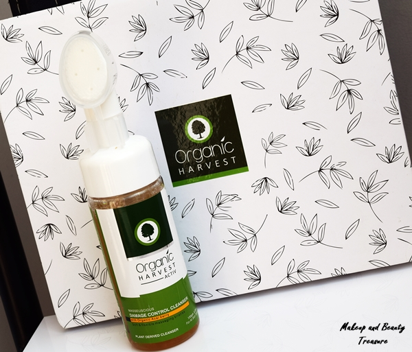 organic-harvest-face-cleanser-review
