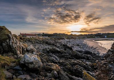 The Sail Loft Across The Shore.  Credit - Allan Sutherland
