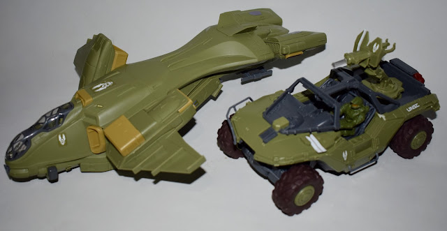 HALO Build & Play Model
