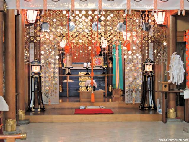 Santuario Atago en Tokio