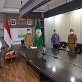Gubernur Aceh Terima DIPA dan TKDD 2021 dari Presiden Secara Virtual