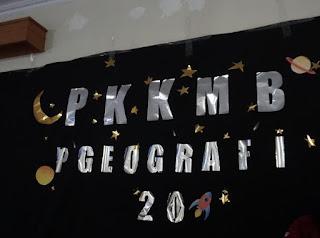 PKKMB Pendidikan Geografi 2020