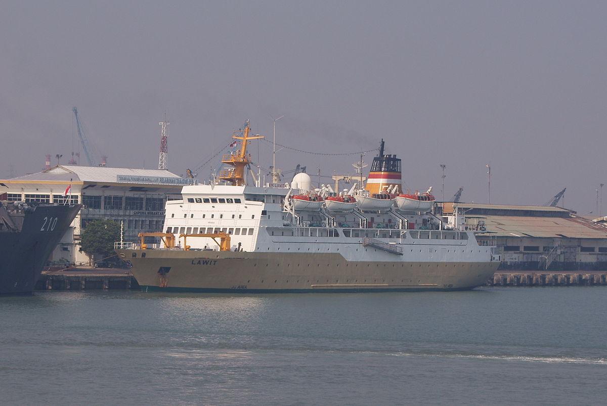 Harga dan jadwal tiket kapal Jakarta-Ambon