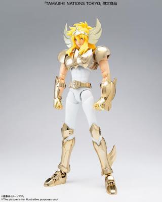 Hyoga del Cisne V2 EX Golden Limited Edition