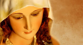 The Blessed Virgin Mary, mother of God,