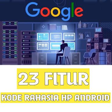 Kode Rahasia Hp Android