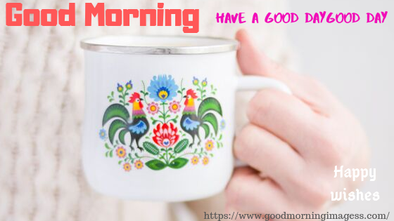 Good morning images with nice Cup