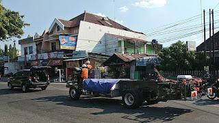 Dan ini penampakan chassis bus listrik E-Inobus INKA