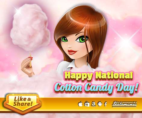 National Cotton Candy Day Wishes pics free download