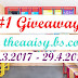 #1 Giveaway by THEAAISY