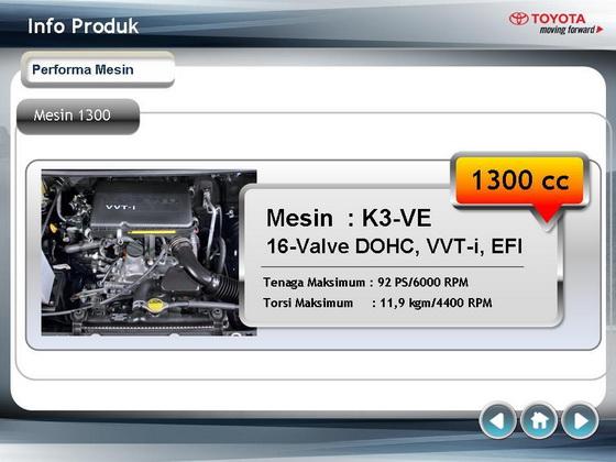 grand new avanza 1300cc toyota yaris trd olx auto2000 bekasi: spesifikasi all veloz