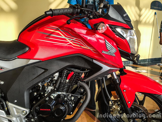 2018 CB Hornet 160R Engine Specifications