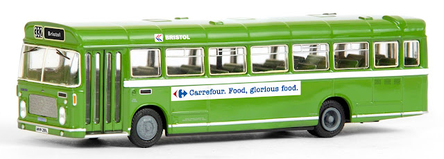 Exclusive First Editions-  25213  - Bristol RELL Bus  - Bristol NBC