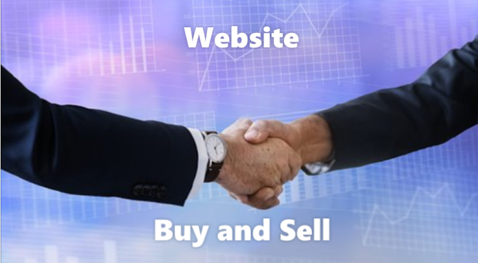 Website Buy and Sell