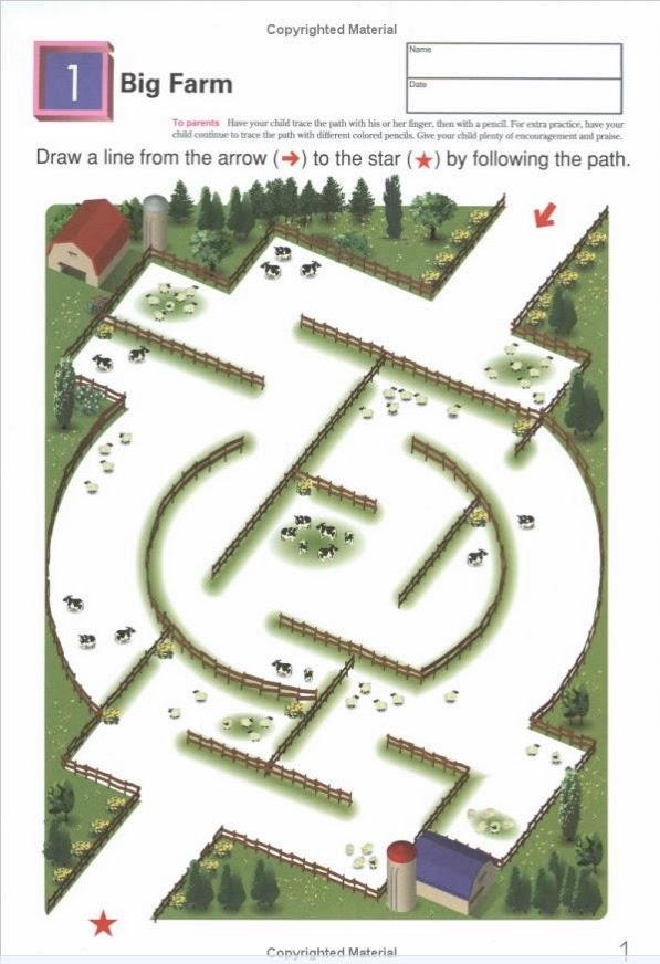 Amazing Mazes (Kumon Practice Books)