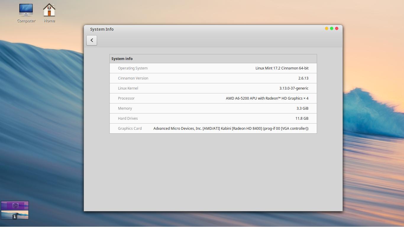 Mentari Pagi Cara Merubah Tampilan Linux Menjadi Mac