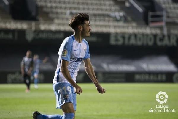 El Málaga espera por Jozabed