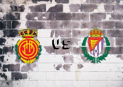 Mallorca vs Real Valladolid  Resumen
