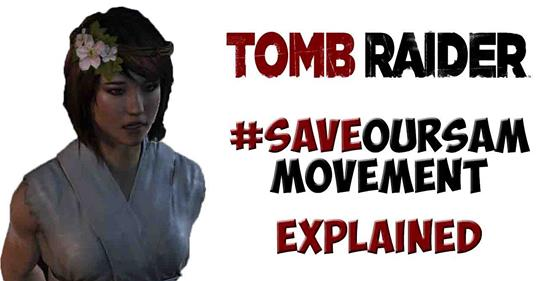 Save Sam Nishimura – Female Supporting Video Game Characters #SaveourSam