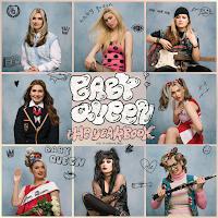 Baby Queen Yearbook Mixtape Cover