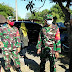 Koramil Wonosari Bersama Gugus Tugas Covid-19 Kecamatan lakukan Penegakan Disiplin Protokol Kesehatan